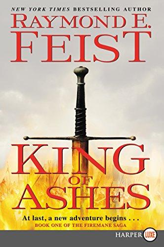 9780062863881: King of Ashes: Book One of The Firemane Saga (Firemane Saga, The)