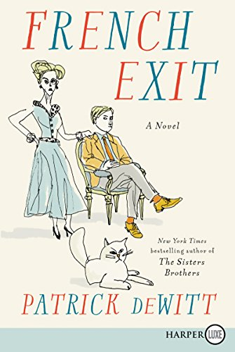 Book Cover: French Exit: A Novel