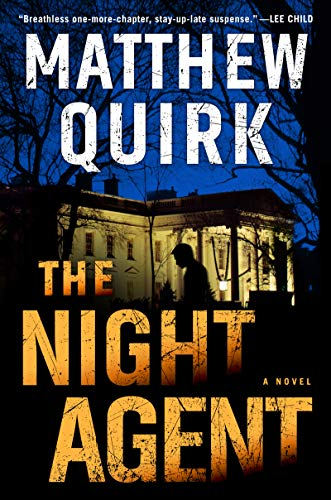 Book Cover: The Night Agent: A Novel