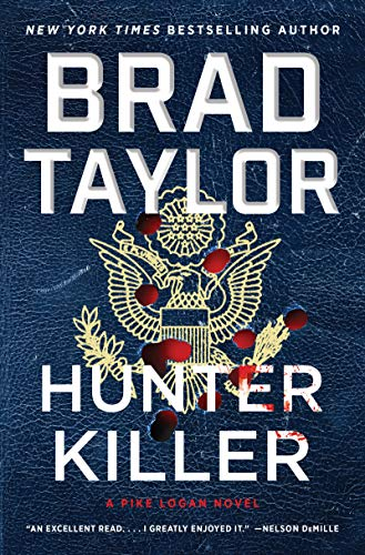 Book Cover: Hunter Killer: A Pike Logan Novel