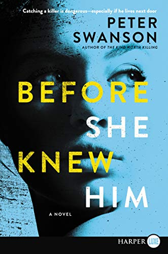 Book Cover: Before She Knew Him: A Novel
