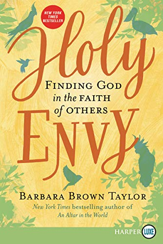 Book Cover: Holy Envy: Finding God in the Faith of Others