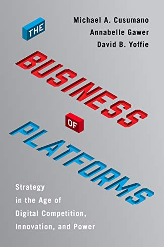 9780062896322: The Business of Platforms: Strategy in the Age of Digital Competition, Innovation, and Power