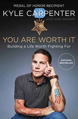 9780062898548: You Are Worth It: Building a Life Worth Fighting For