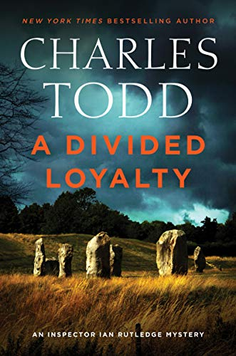 Book Cover: A Divided Loyalty: A Novel