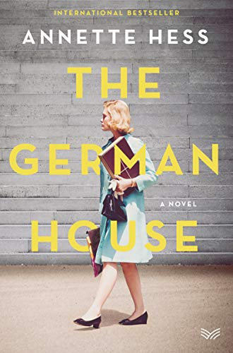Book Cover: The German House