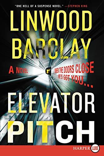 Book Cover: Elevator Pitch