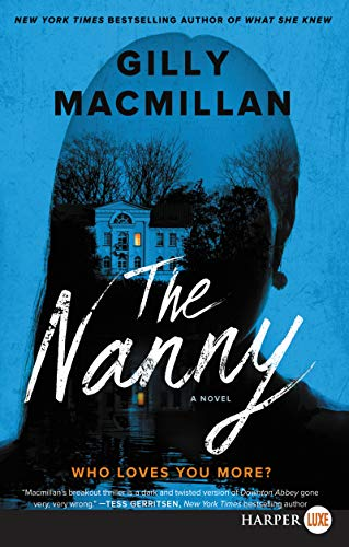 Book Cover: The Nanny: A Novel