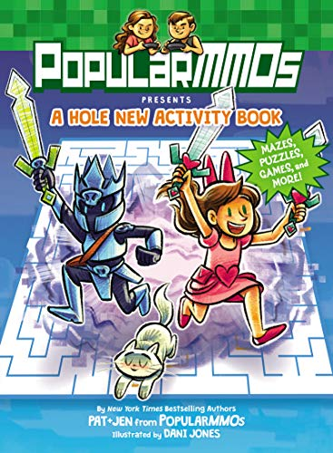 9780062916624: PopularMMOs Presents A Hole New Activity Book: Mazes, Puzzles, Games, and More! (Pat & Jen from Popularmmos)