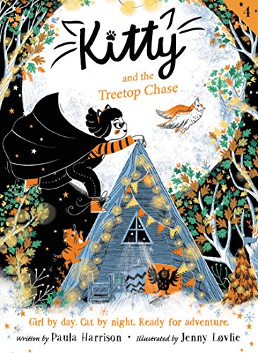 9780062935762: Kitty and the Treetop Chase (Kitty, 4)