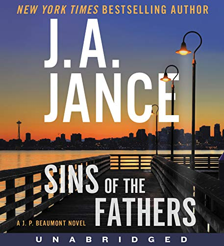 Book Cover: Sins of the Fathers CD: A J.P. Beaumont Novel