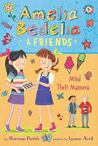 9780062961891: Amelia Bedelia & Friends #5: Amelia Bedelia & Friends Mind Their Manners
