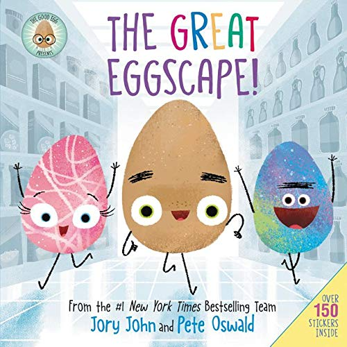 9780062975676: The Good Egg Presents: The Great Eggscape!