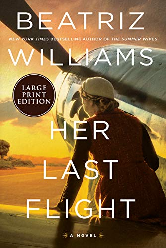 Book Cover: Her Last Flight