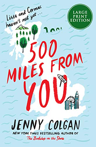 Book Cover: 500 Miles From You: A Novel