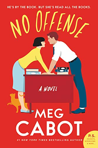 Book Cover: No Offense: A Novel