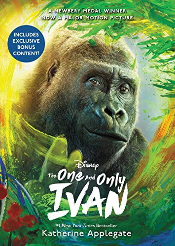 The One and Only Ivan Movie Tie-In: Katherine Applegate