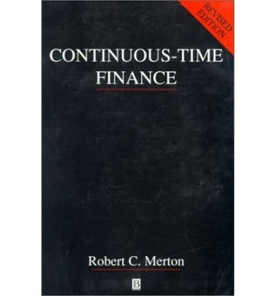 9780063118508: Continuous Time Finance