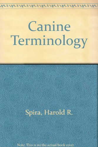 9780063120471: Canine Terminology