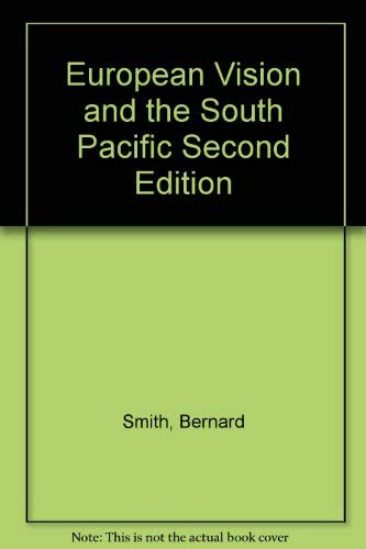 9780063120624: European Vision and the South Pacific Second Edition