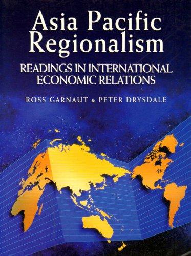 9780063121409: Asia Pacific Regionalism: Reading in International Economic Relations