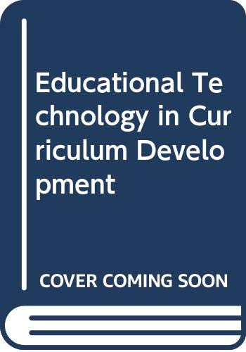 9780063180239: Educational Technology in Curriculum Development
