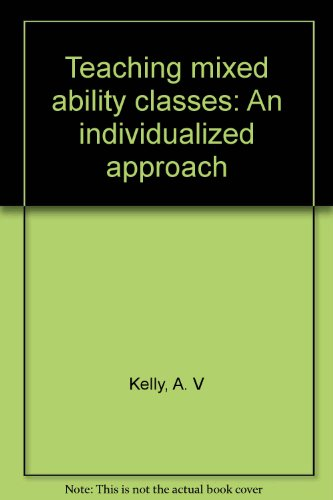 9780063180246: Teaching mixed ability classes: An individualized approach