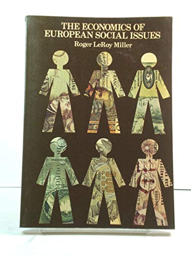 9780063180277: Economics of European Social Issues