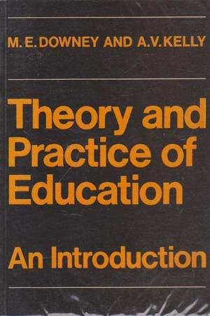 9780063180383: Theory and Practice of Education