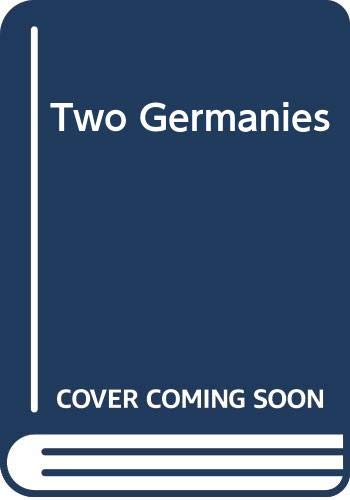 9780063180666: Two Germanies: A Modern Geography