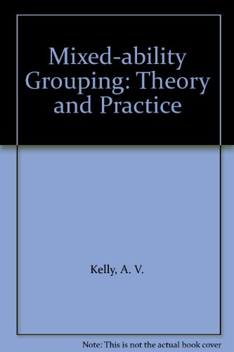 9780063180703: Mixed-ability Grouping: Theory and Practice