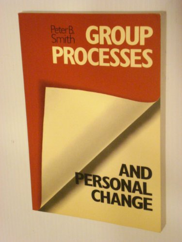 9780063181465: Group Processes and Personal Change