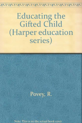 9780063181472: Educating the Gifted Child