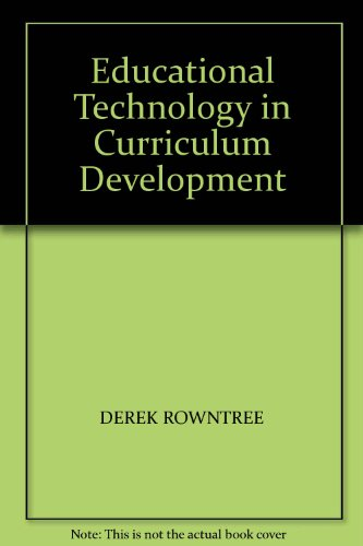 9780063181700: Educational Technology in Curriculum Development
