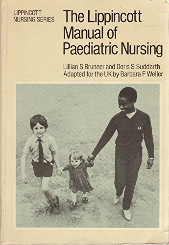 9780063181830: Lippincott Manual of Paediatric Nursing