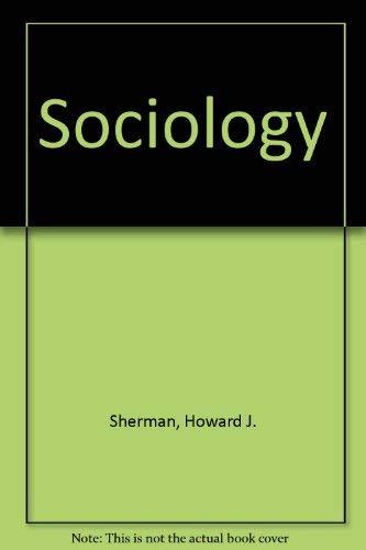 9780063181908: Sociology