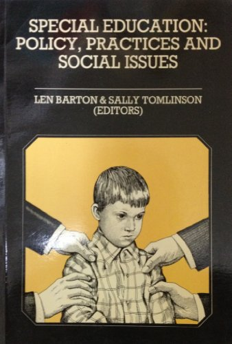 9780063182004: Special Education: Policy, Practices and Social Issues