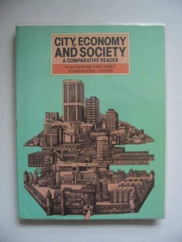 9780063182066: City Economy & Society