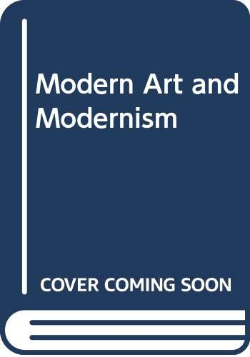 9780063182349: Modern Art and Modernism