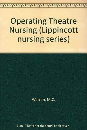 9780063182400: Operating Theatre Nursing