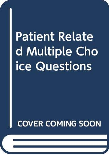 9780063182547: Patient Related Multiple Choice Questions: Patient with a Gastrointestinal Disorder