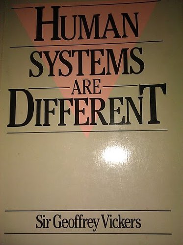 9780063182622: Human Systems Are Different