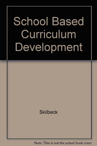 9780063182660: School Based Curriculum Development