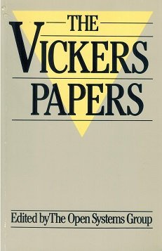 9780063182707: Vickers Papers