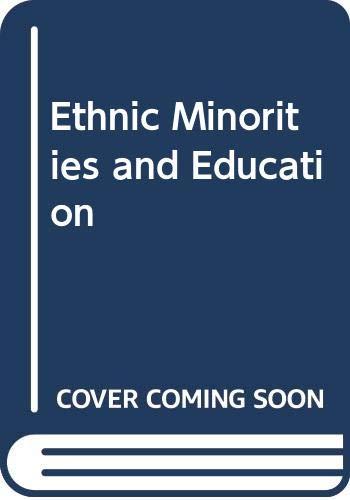 9780063182844: Ethnic Minorities In Education (Harper education series)