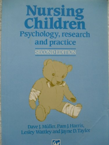 9780063183117: Nursing Children: Psychology, Research and Practice (Lippincott nursing series)