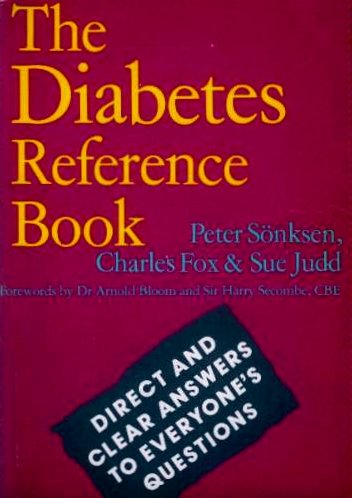 9780063183131: Diabetes Reference Book