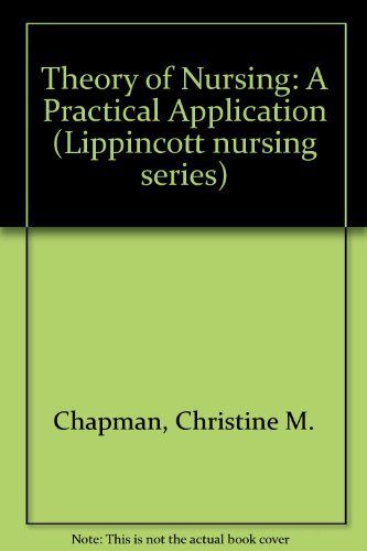 9780063183261: Theory of Nursing: A Practical Application