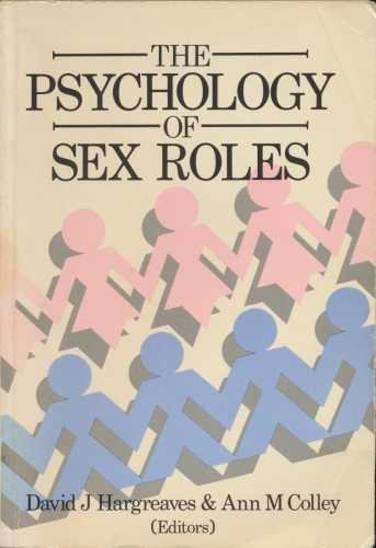 9780063183377: The Psychology of Sex Roles