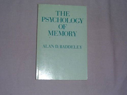 9780063183414: Psychology of Memory